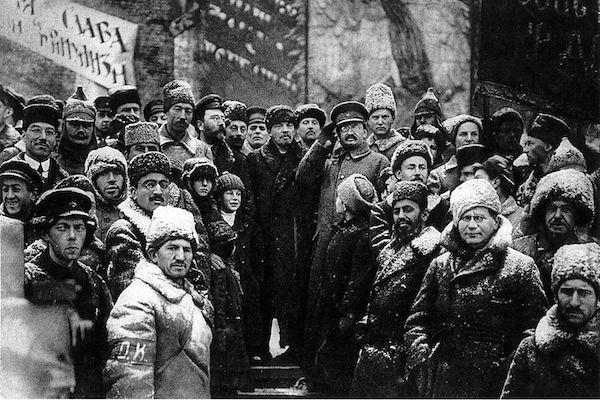 انقلاب اکتبر روسیه